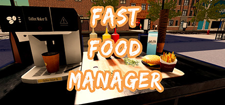 Fast Food Manager Free Download