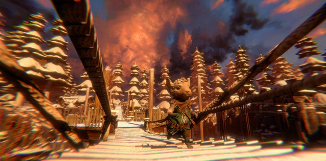 The Lost Legends of Redwall™ : The Scout Act 2 Free Download