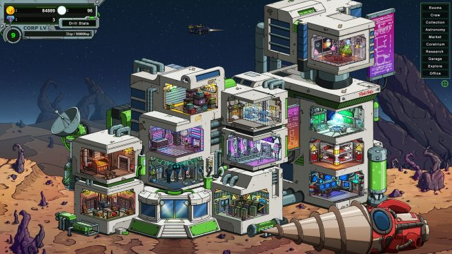 Galactic Mining Corp Free Download
