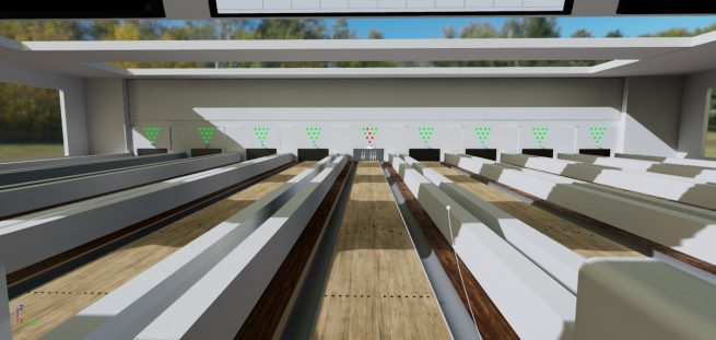 10 Pin Bowling (VR Support) Free Download