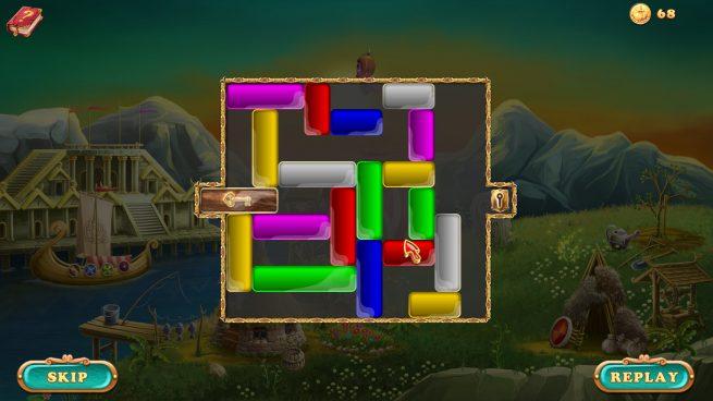 Laruaville 11 Match 3 Puzzle Free Download