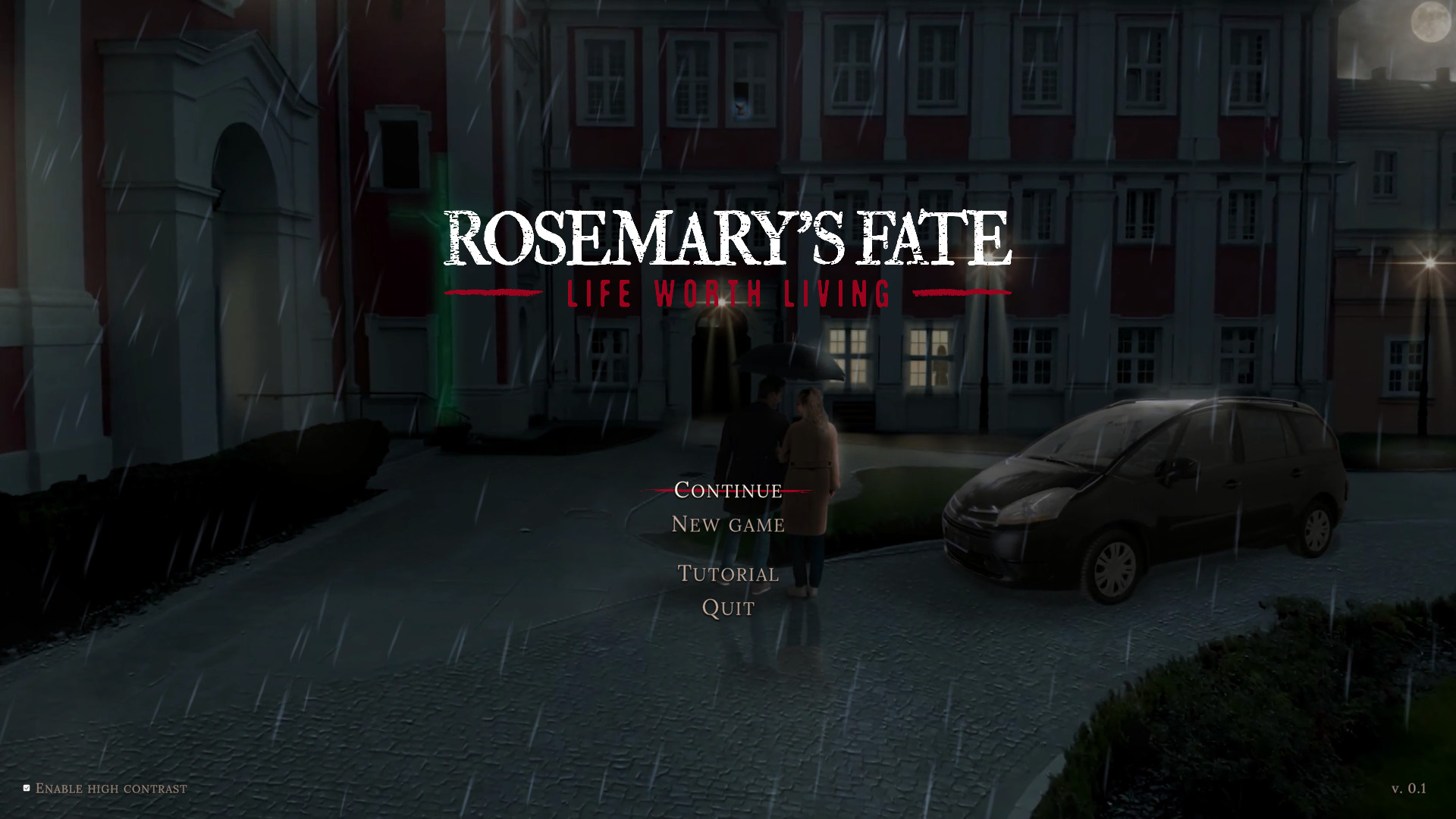 Rosemary's Fate Chapter 1 Free Download