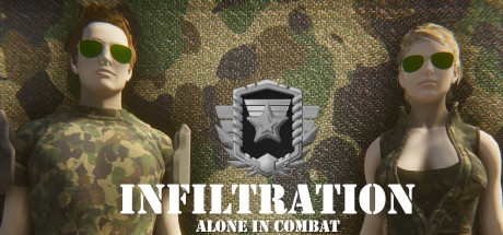 Infiltration: Alone in Combat Free Download