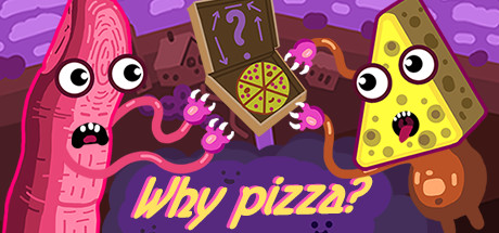 Why pizza? Free Download