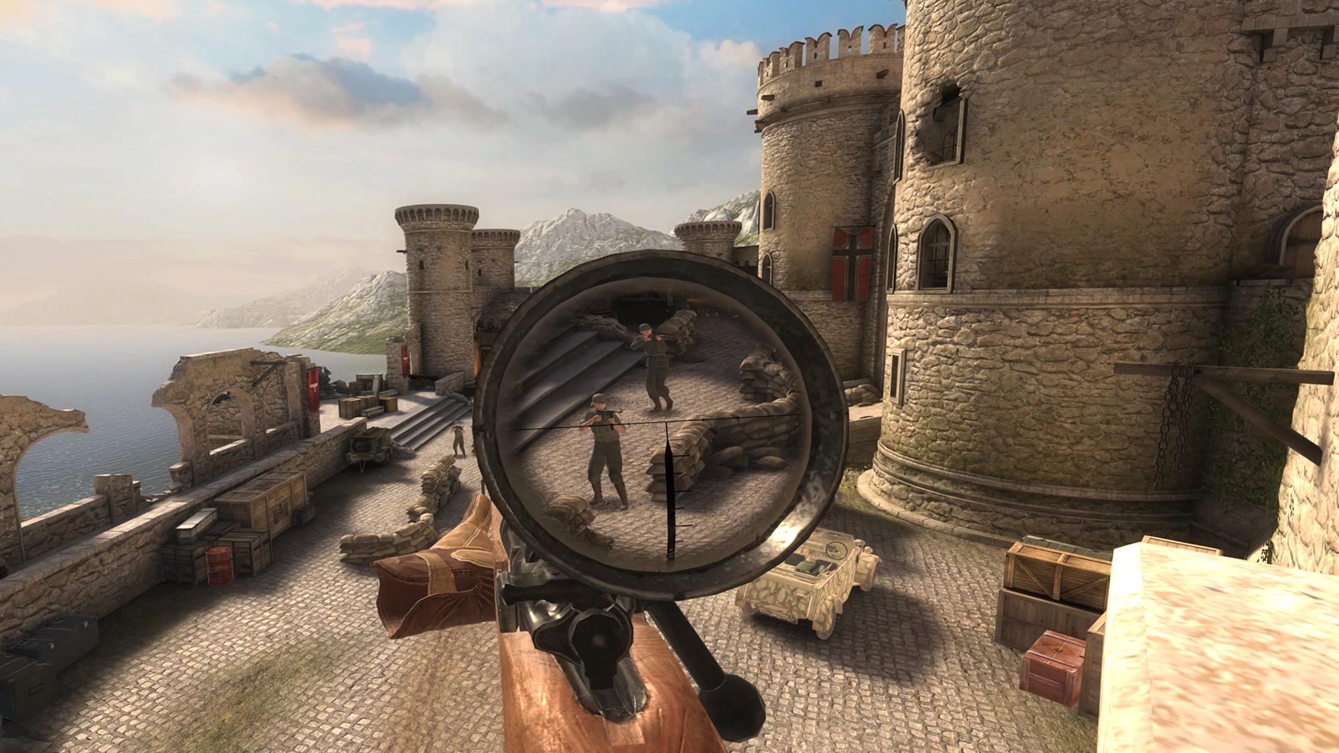 Sniper Elite VR Free Download