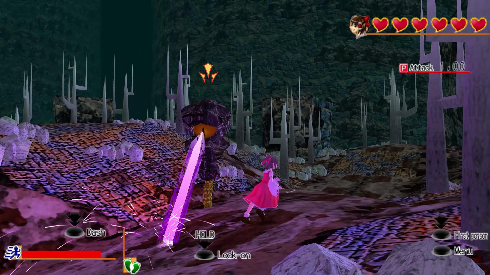 Touhou 3D Dungeon Free Download