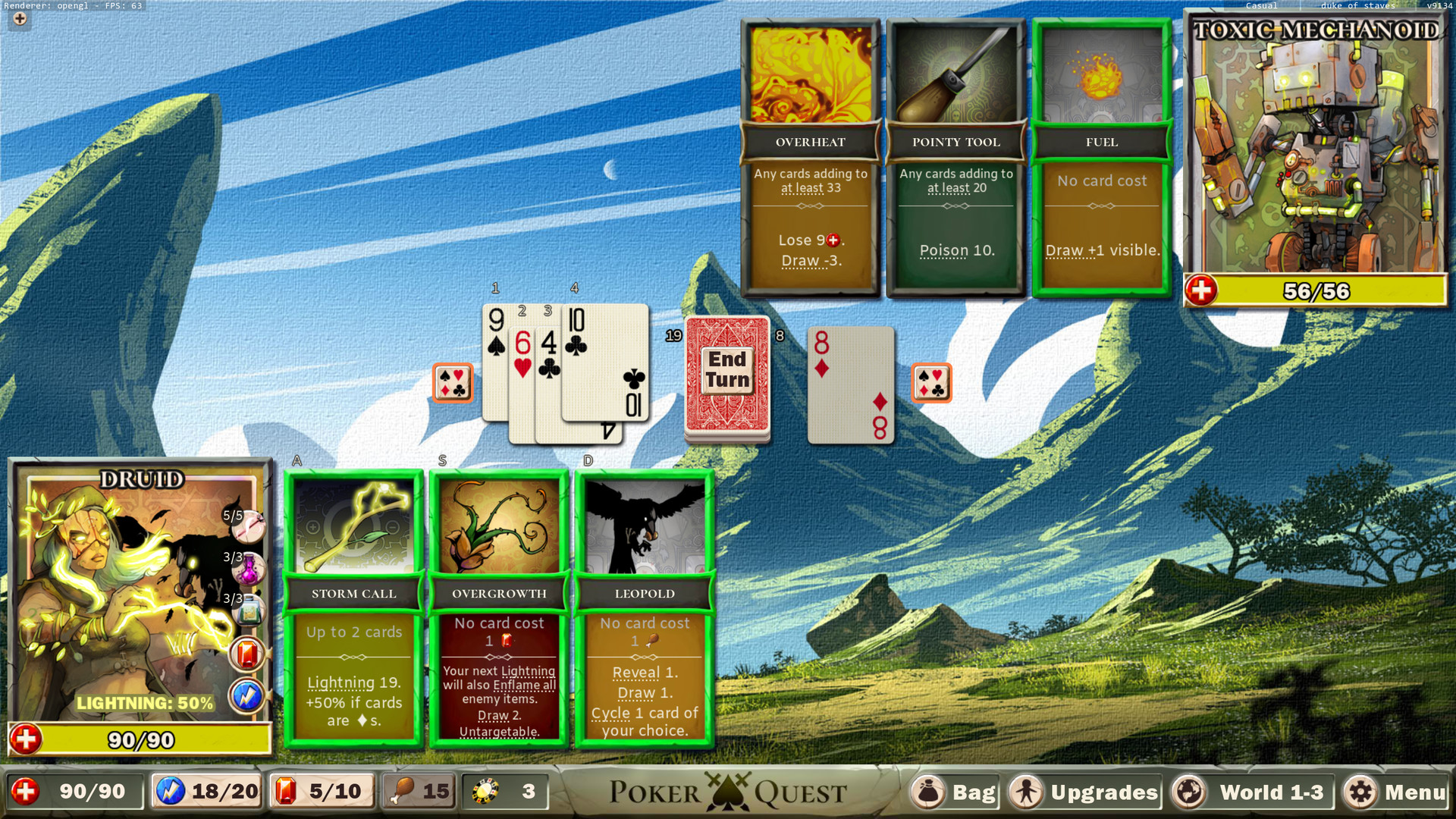 Poker Quest Free Download