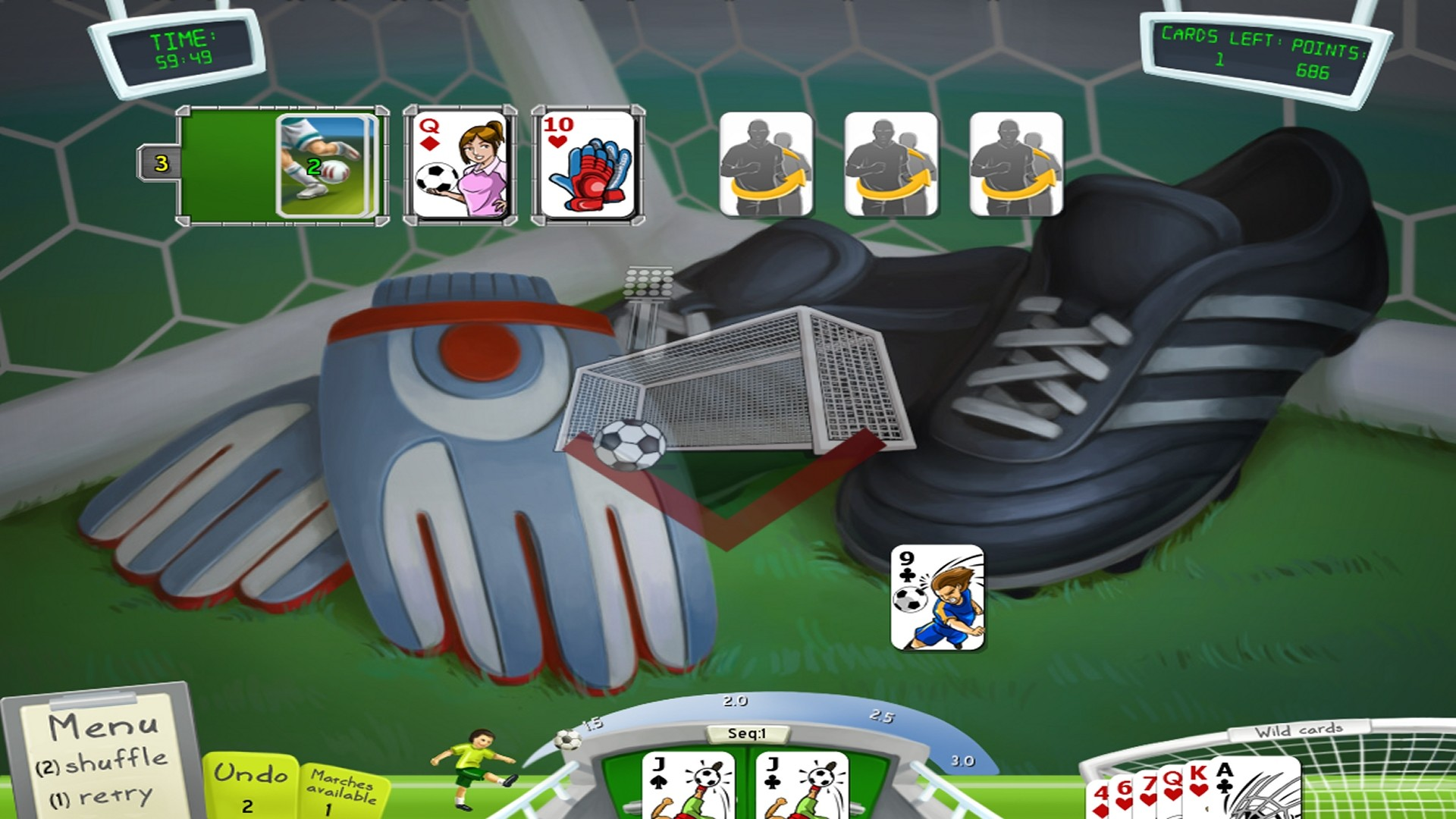 Soccer Cup Solitaire Free Download