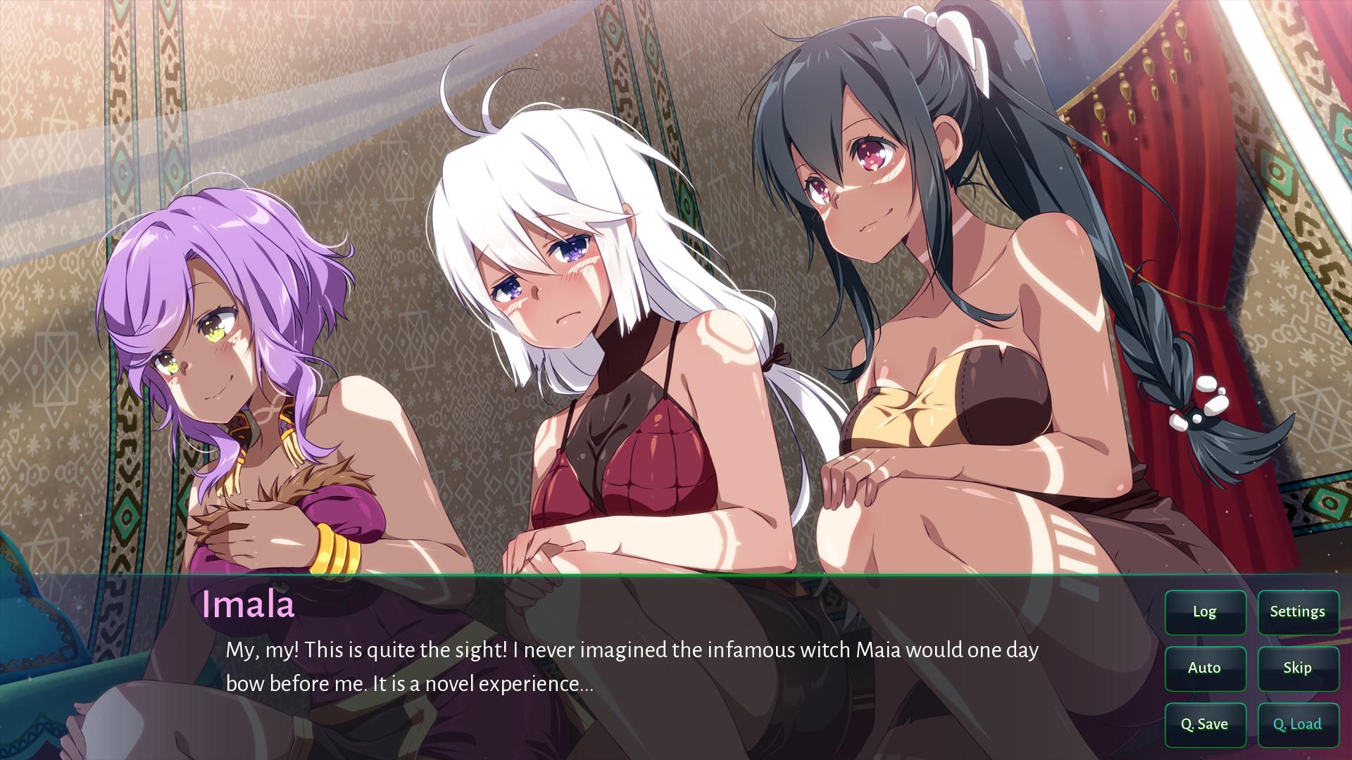 Sakura Forest Girls 2 Free Download