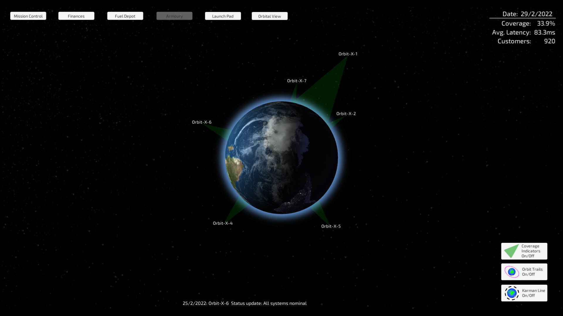 Orbit-X Free Download