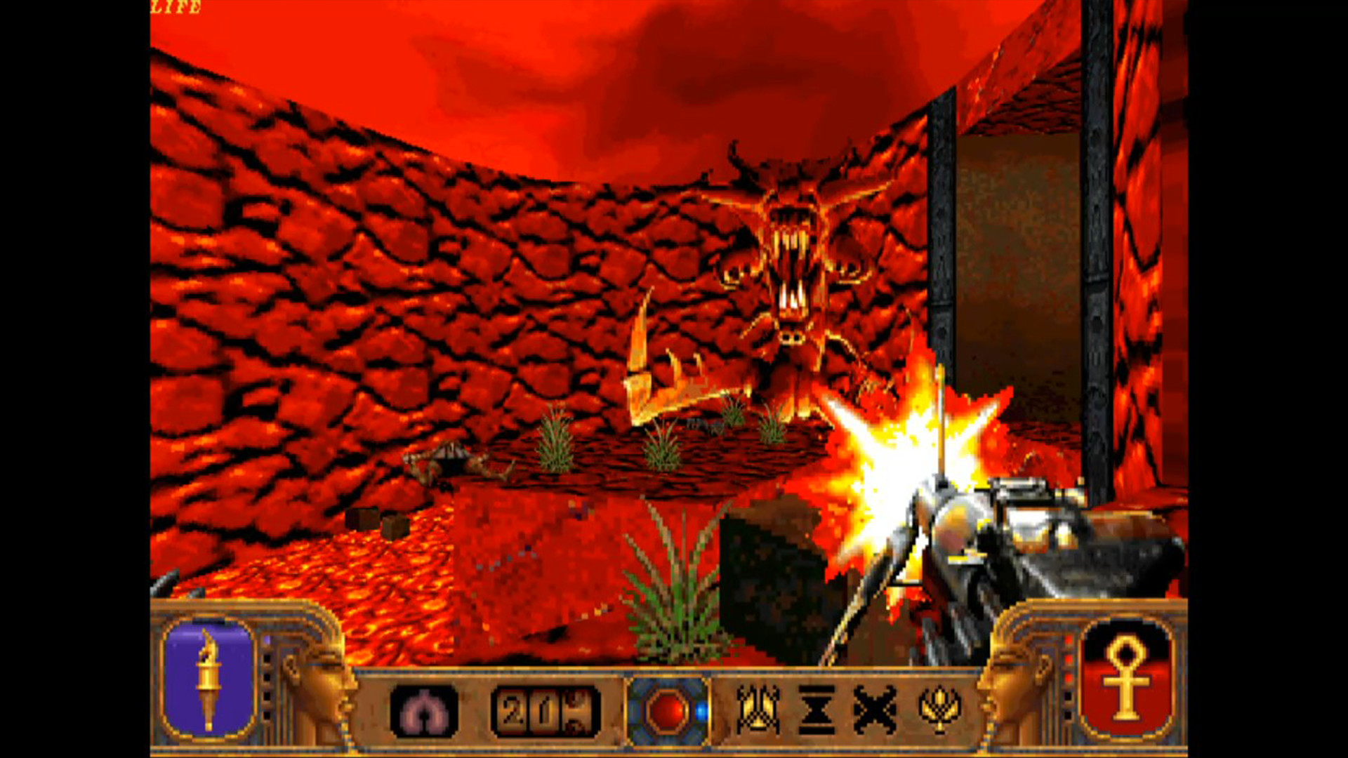 PowerSlave (DOS Classic Edition) Free Download