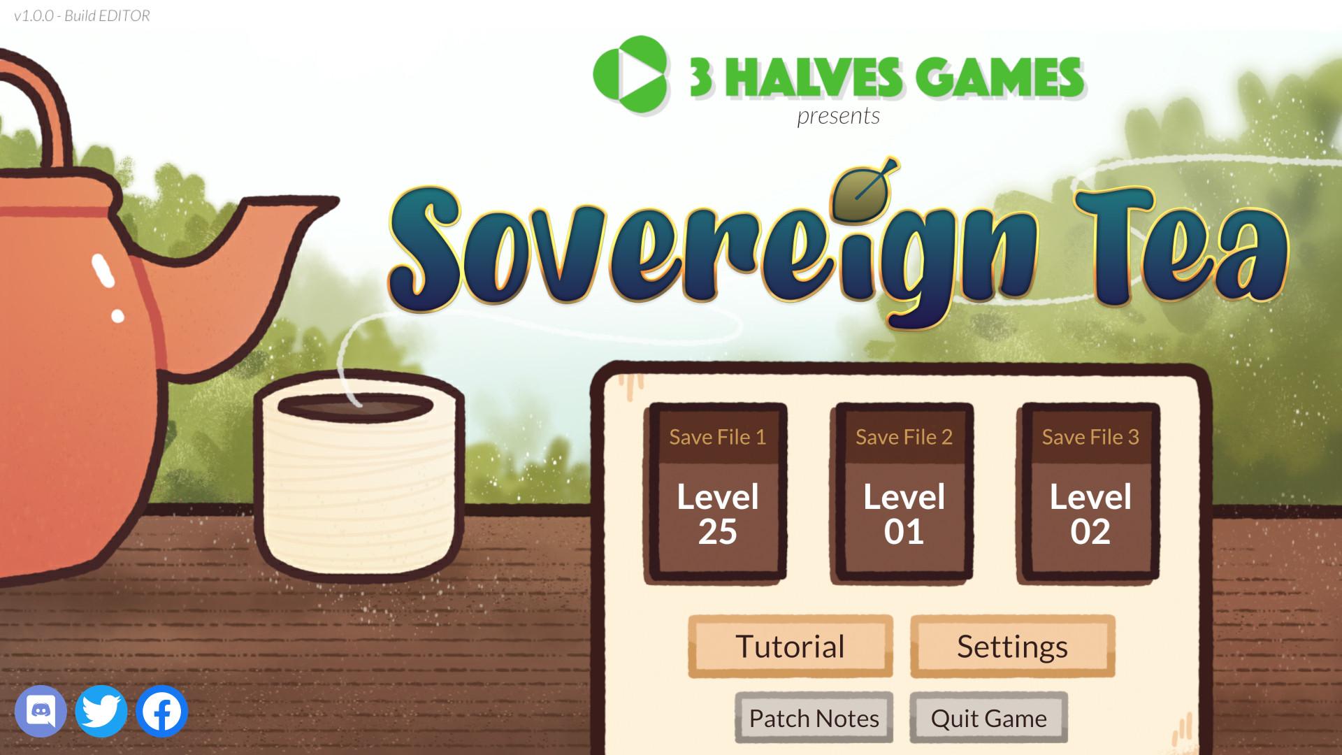 Sovereign Tea Free Download