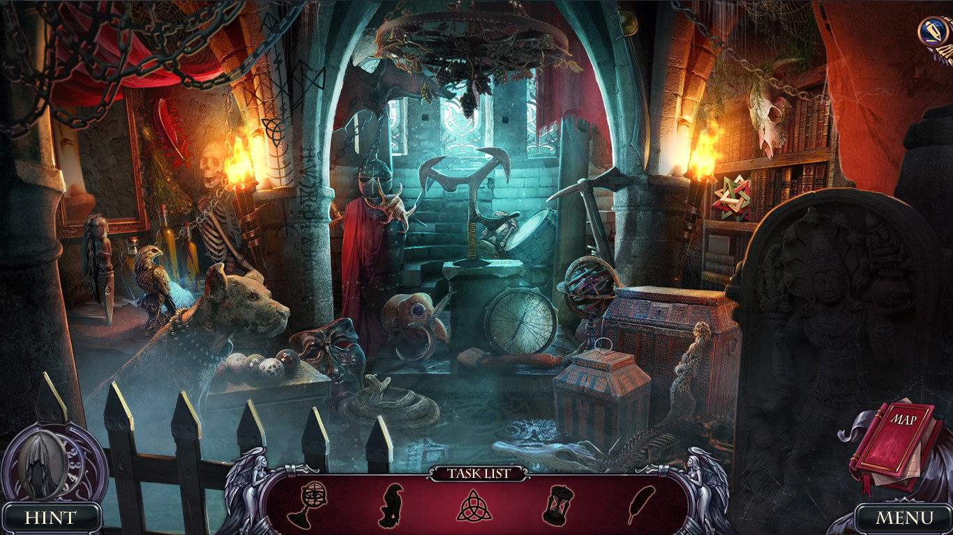 Grim Tales: The Heir Collector's Edition Free Download