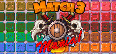 Match3 mania! Free Download