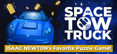 SPACE TOW TRUCK - ISAAC NEWTON's Favorite Puzzle Game Free Download