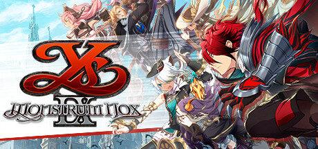 Ys IX: Monstrum Nox Free Download