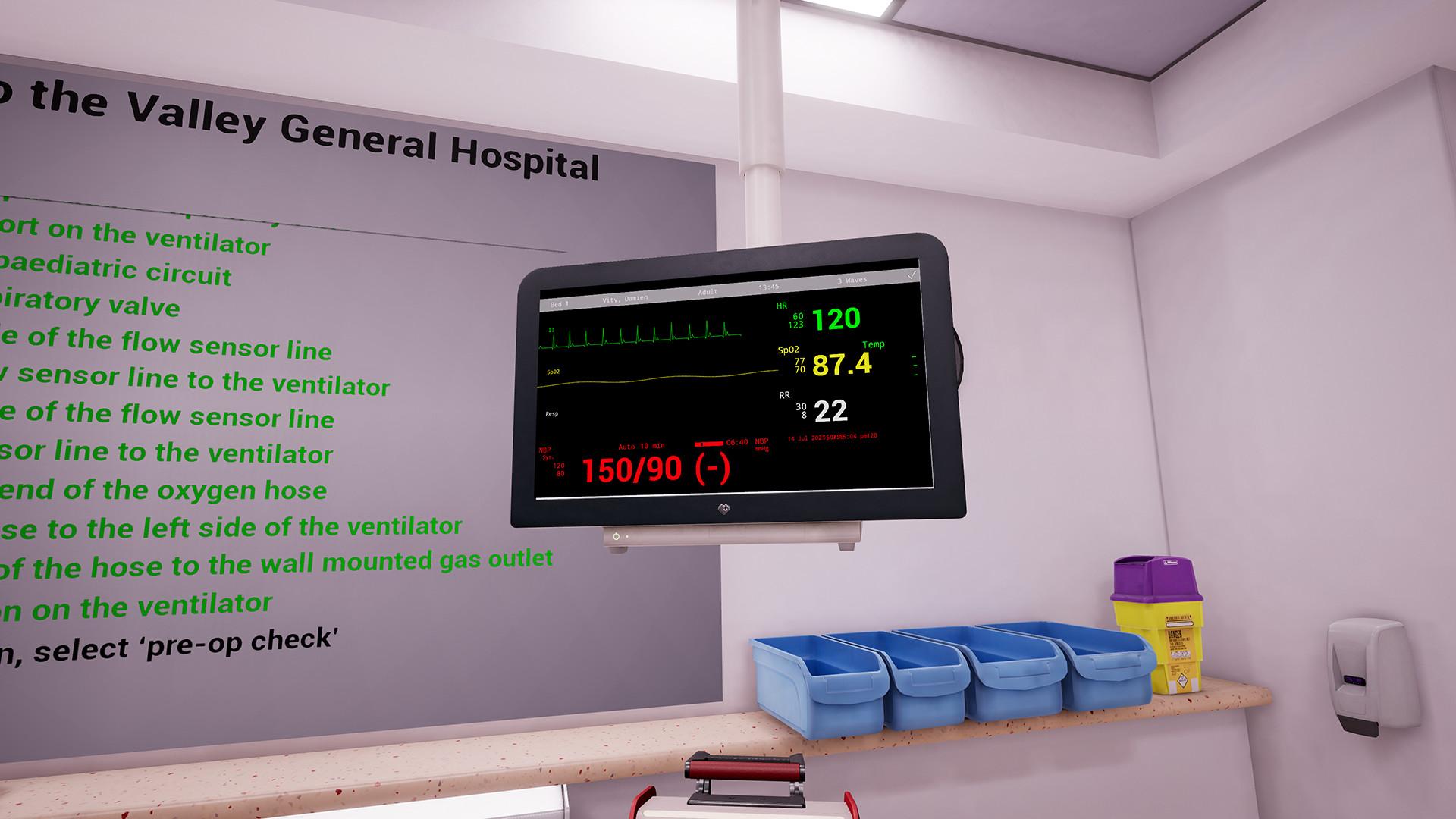 Valley General Hospital: NiVR Free Download