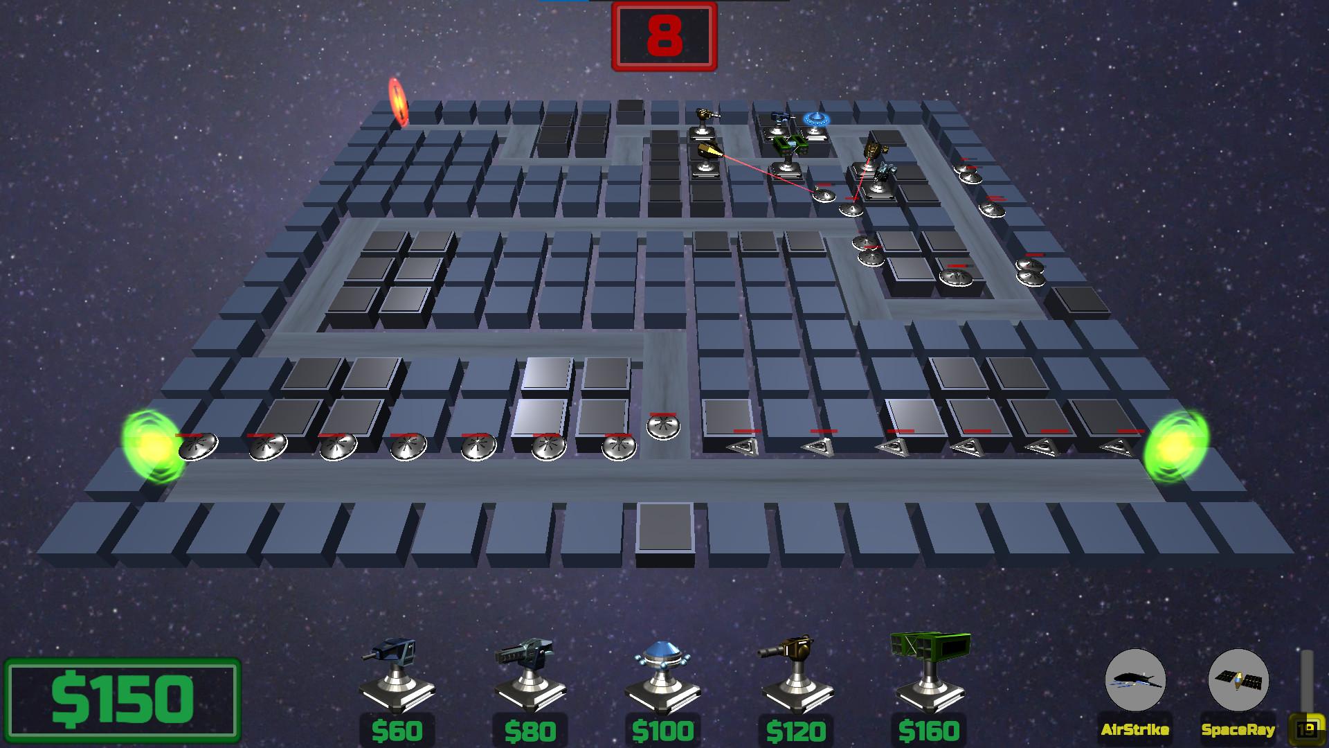 U.F.O. K.O. Tower Defense Free Download
