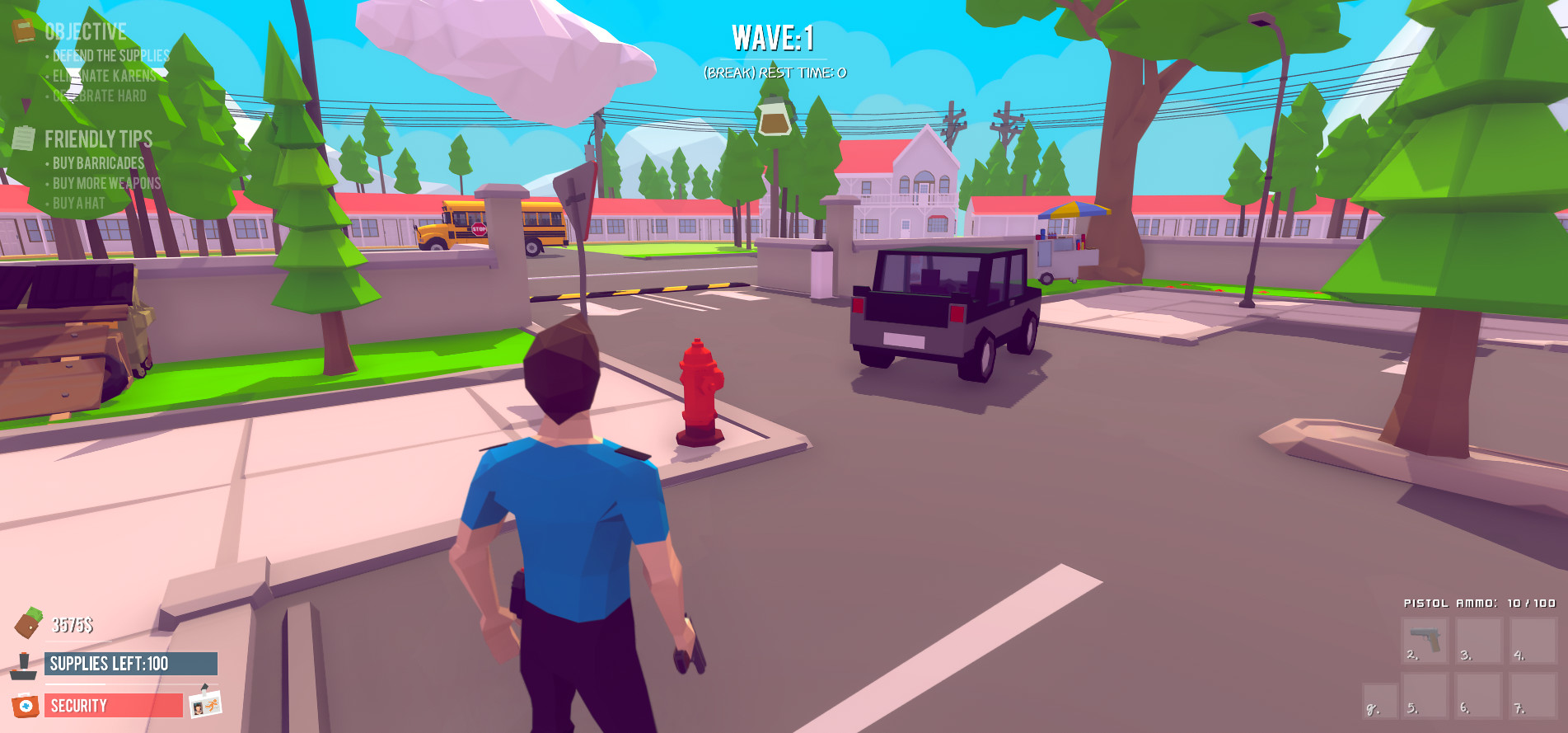 Customers From Hell - Game For Retail Workers (Zombie Survival Game) Free Download