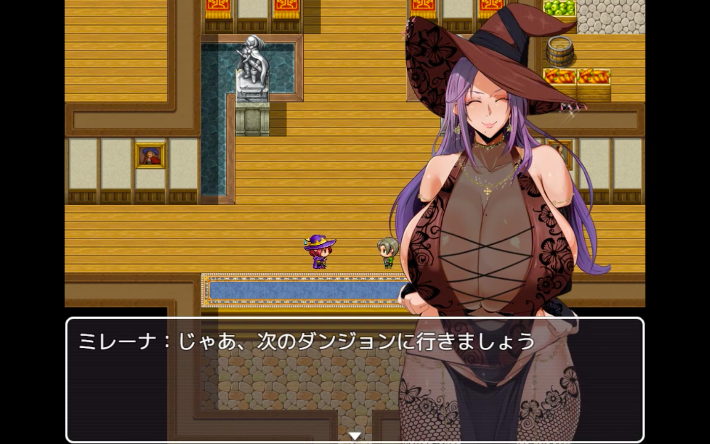 Milena's manor house Free Download