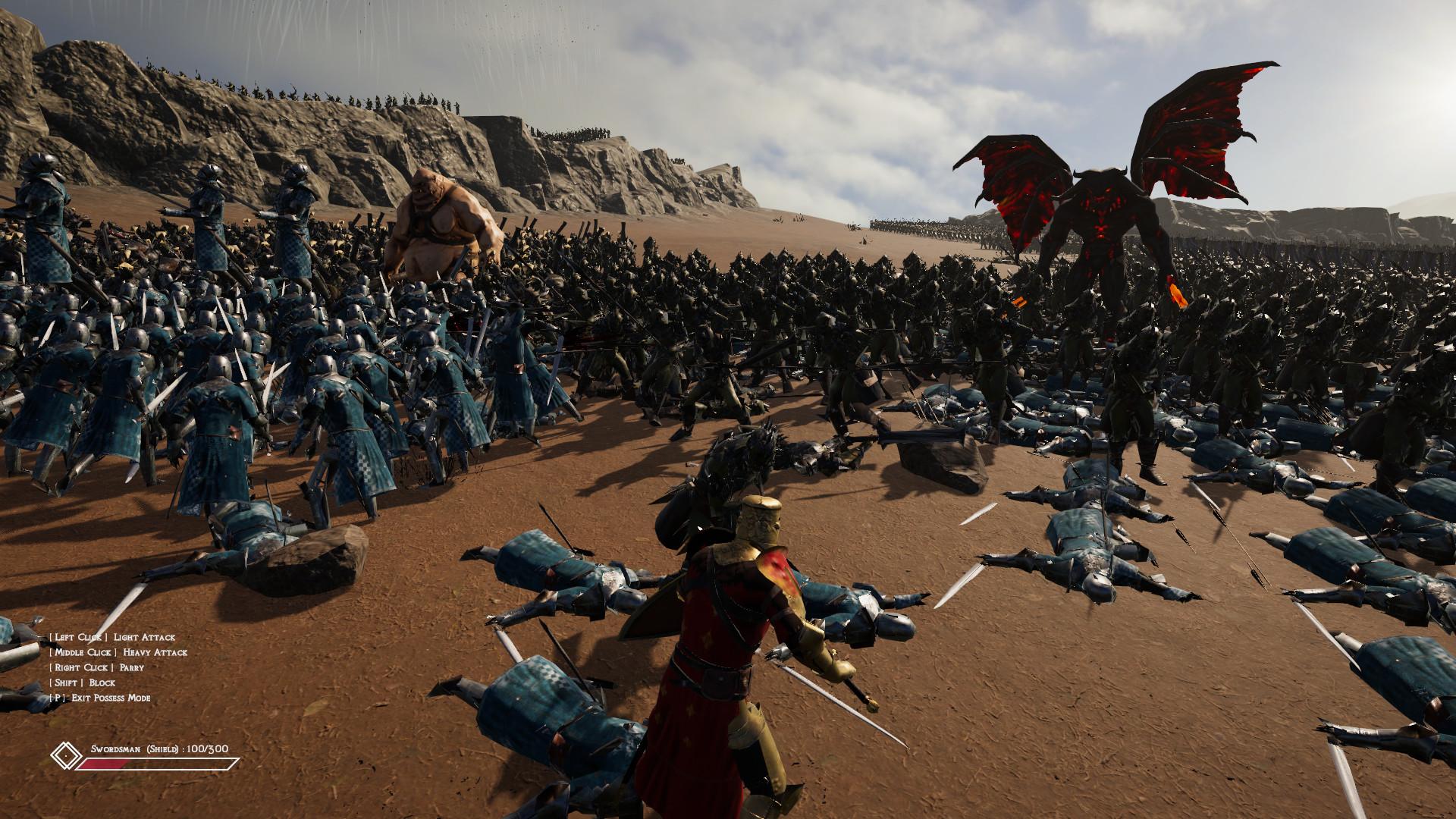 Epic Fantasy Battle Simulator Free Download