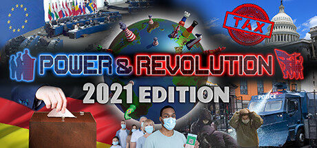 Power & Revolution 2021 Edition Free Download