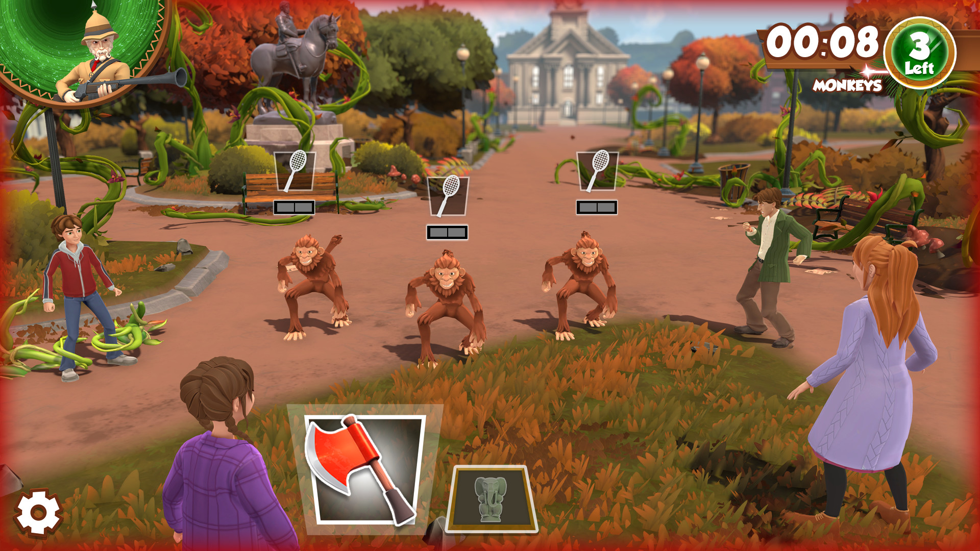JUMANJI: The Curse Returns Free Download
