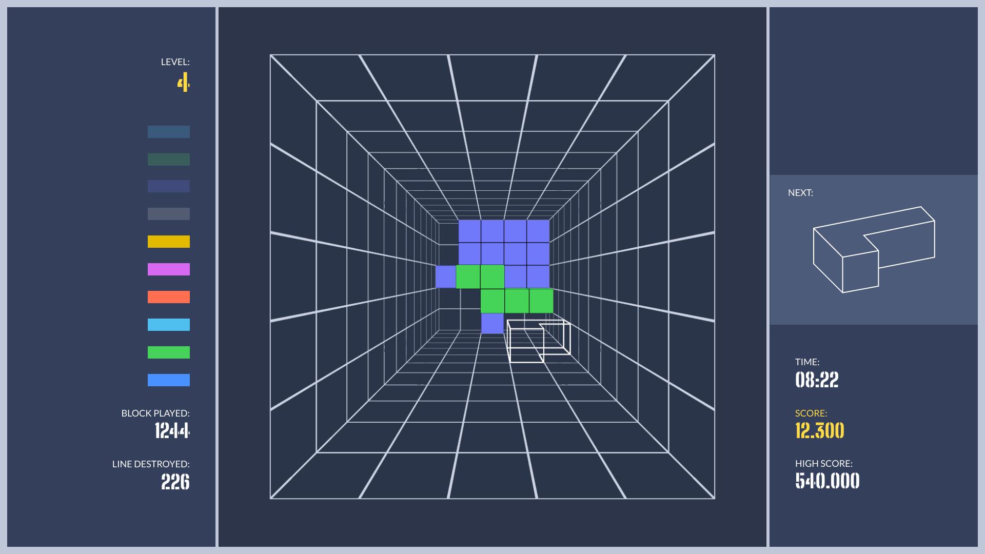 TETRIX 3D Free Download
