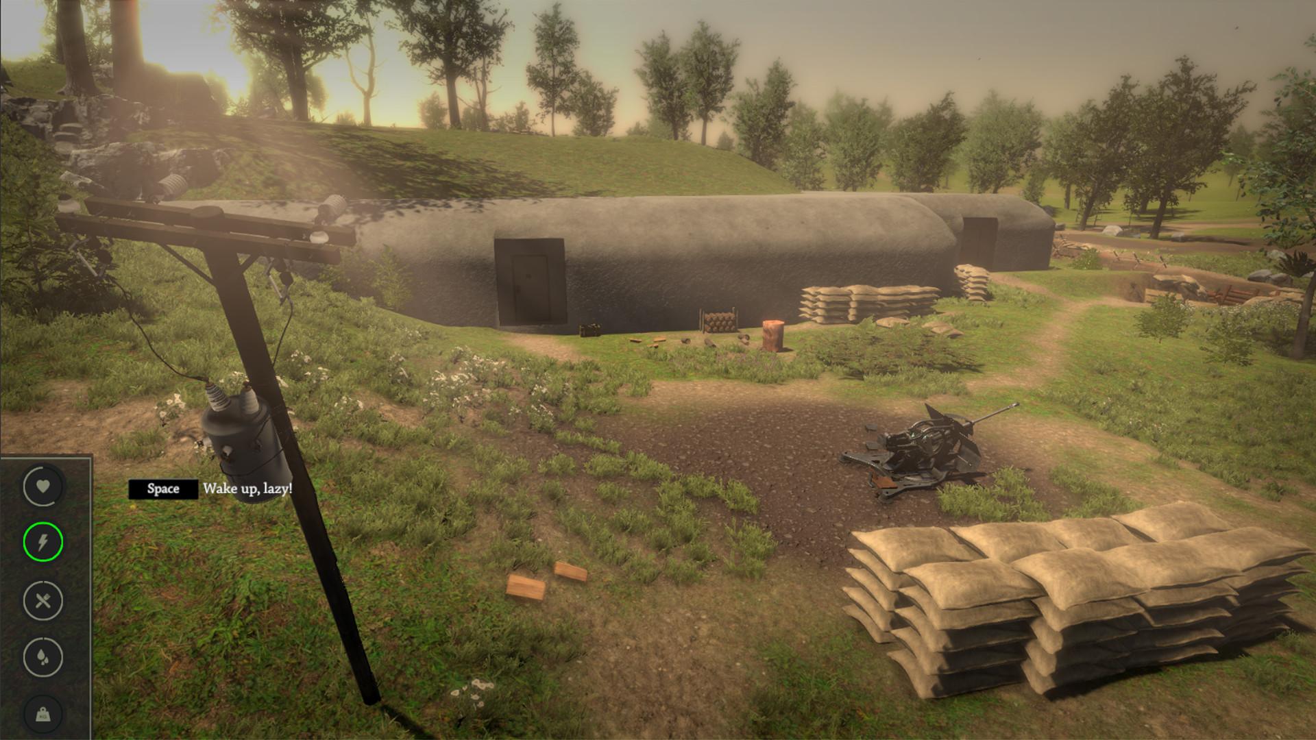 WW2: Bunker Simulator Free Download