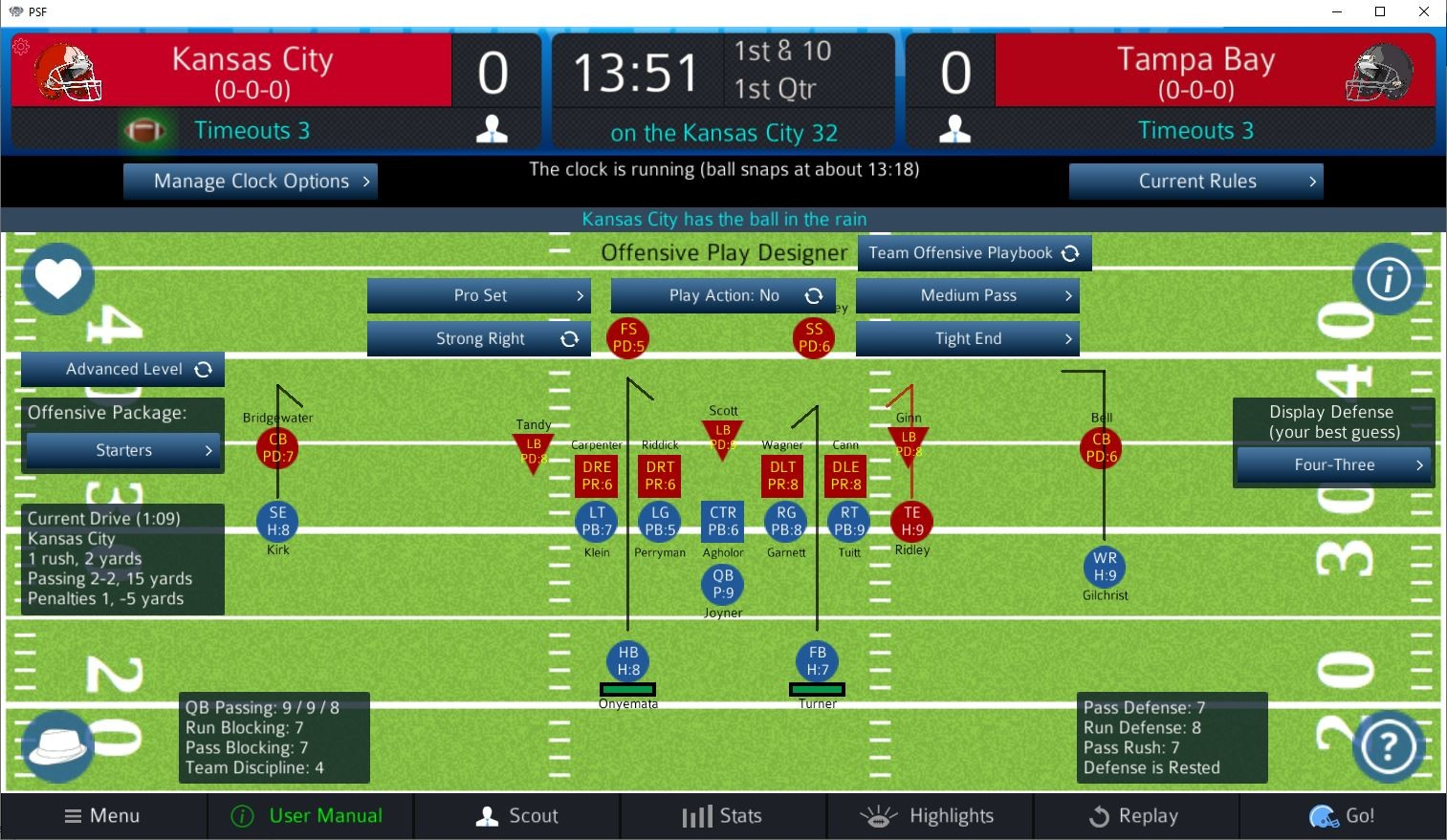 Pro Strategy Football 2022 Free Download