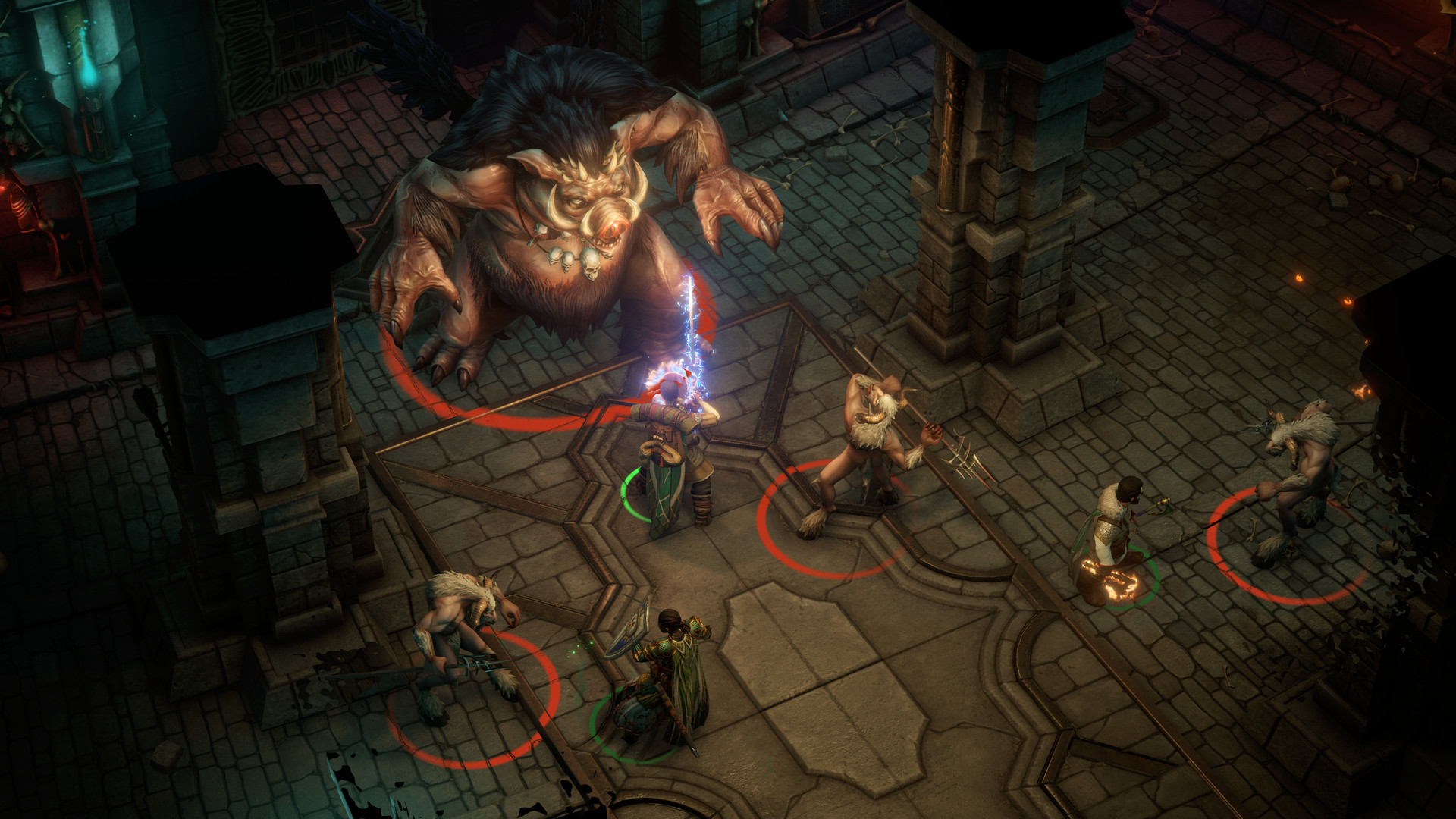 Pathfinder: Wrath of the Righteous Free Download