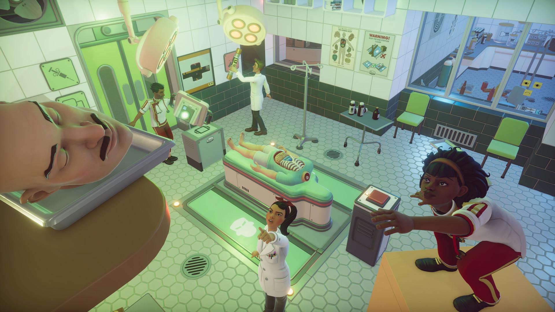 Surgeon Simulator 2 Free Download