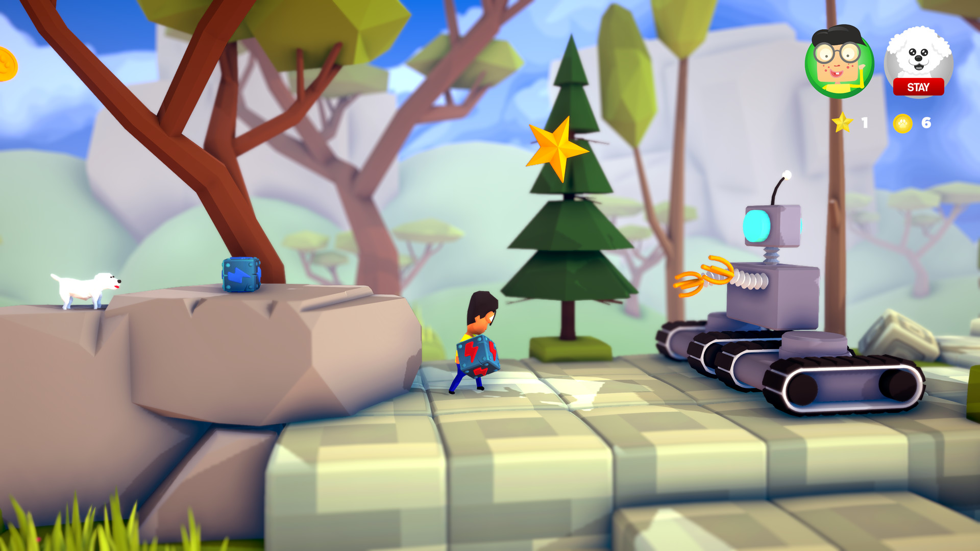 Randy And Teddy Adventure Road Free Download