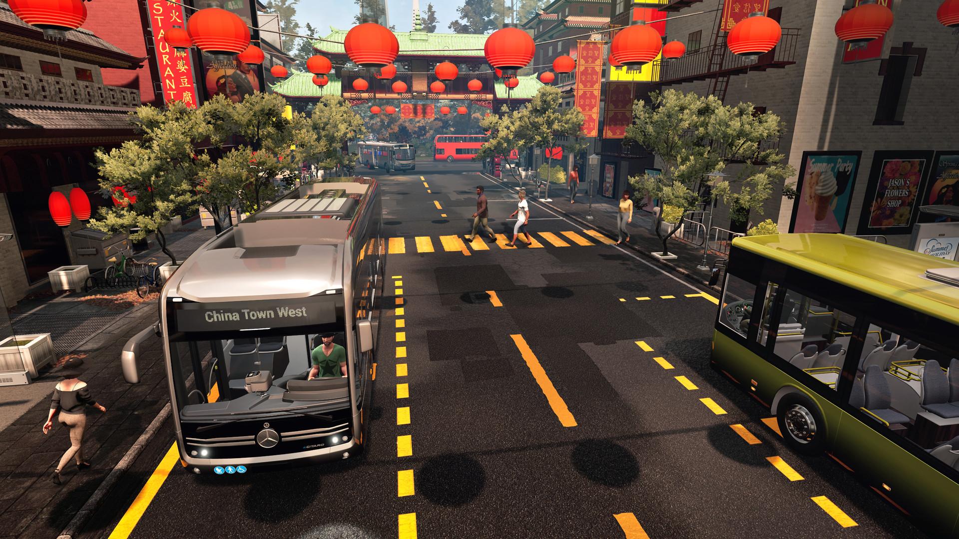 Bus Simulator 21 Free Download