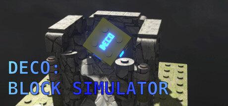 DECO:BLOCK SIMULATOR Free Download