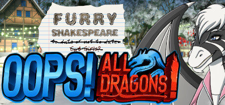 Furry Shakespeare: Oops! All Dragons! Free Download