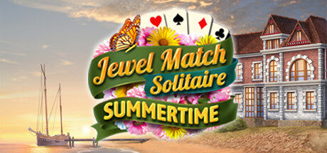 Jewel Match Solitaire Summertime Free Download