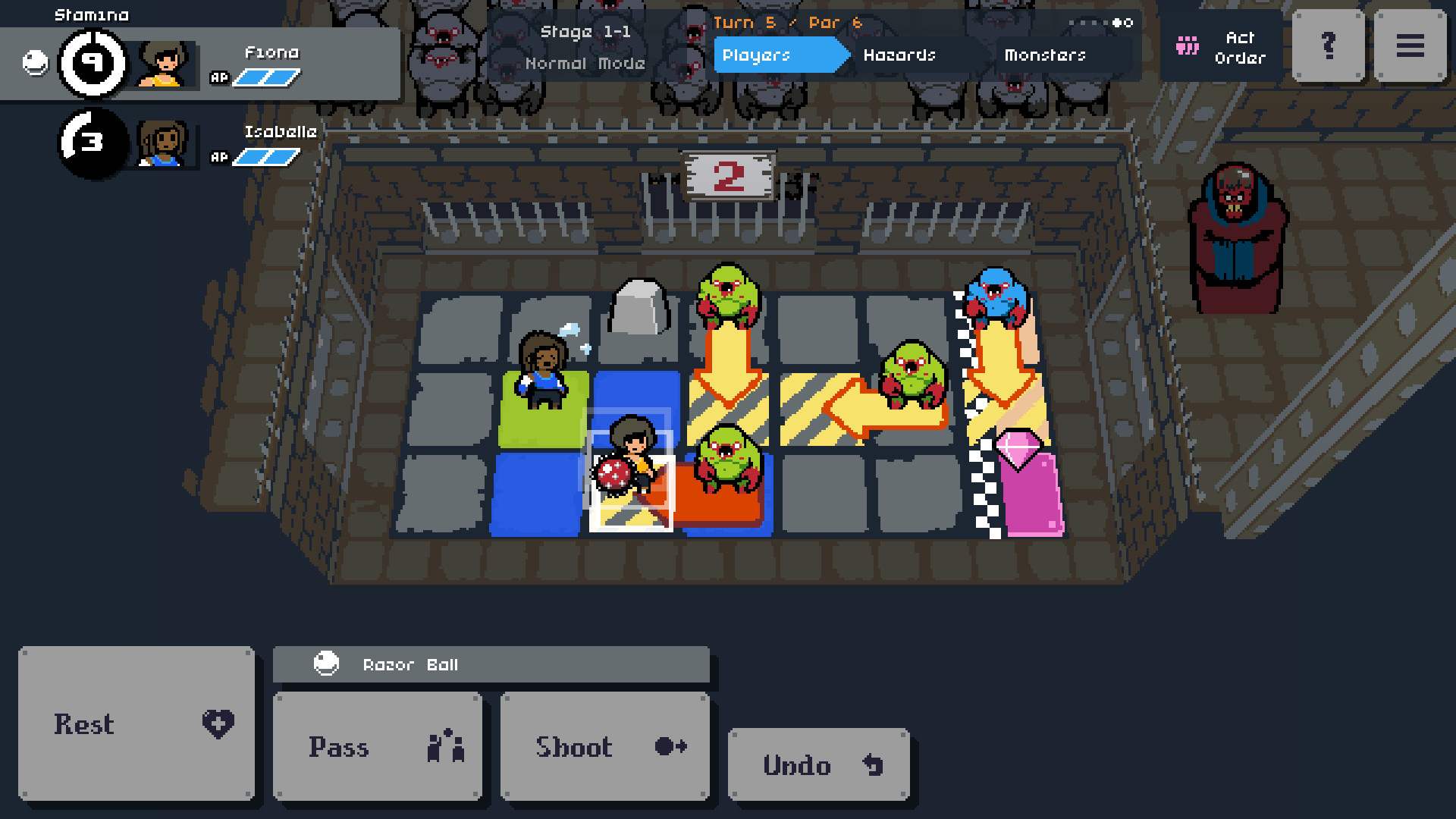 Dungeon Deathball Free Download