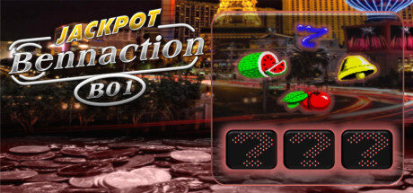Jackpot Bennaction - B01 : Discover The Mystery Combination Free Download