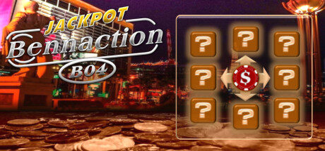 Jackpot Bennaction - B04 : Discover The Mystery Combination Free Download