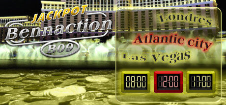 Jackpot Bennaction - B09 : Discover The Mystery Combination Free Download