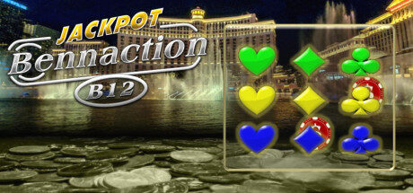 Jackpot Bennaction - B12 : Discover The Mystery Combination Free Download